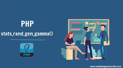 PHP stats_rand_gen_gamma() Function
