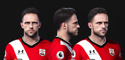 PES 2021 Faces Danny Ings by Owen31