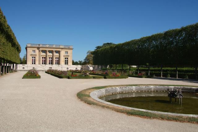 Grand e Petit Trianon em Versalhes