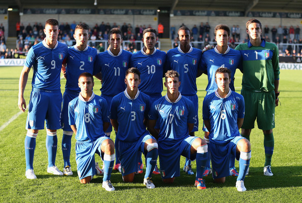 India U17  won against European giants Italy in the freindly match today
