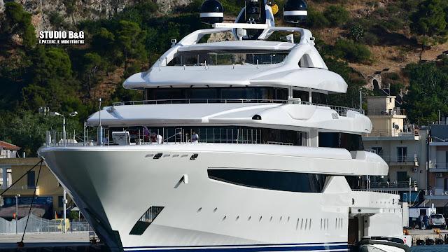 """O' Pari"":  Το ελληνικό έπος της σύγχρονης ναυπηγικής στο λιμάνι του Ναυπλίου (βίντεο)"
