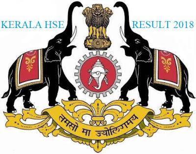 Kerala Hse Plus Two (+2) Result 2018