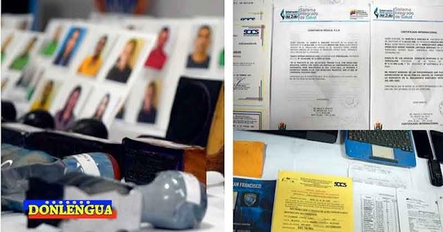 Detenidos en el Zulia por vender pruebas PCR falsas a 30 dólares