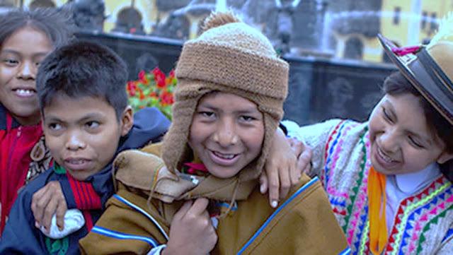 Escuchar cuentos en quechua y aimara en Spotify
