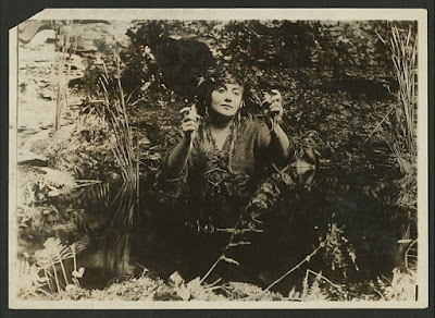 Billy Rose Theatre Division, The New York Public Library, The Witch Girl (cinema 1915), The New York Public Library Digital Collections