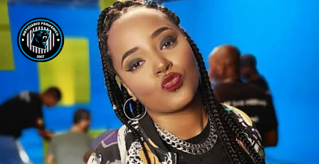 Eva Rapdiva é a primeira artista lusófona a assinar com a multinacional africana Rockstar