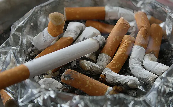 Cellular breakdown in the lungs: It's Not Just Cigarettes