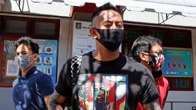 Warga Australia Dibebaskan dari Penjara di Bali Setelah Jalani Hukuman 1 Tahun