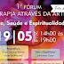 Eventos -  1º Fórum Terapia Através da Arte