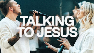 DOWNLOAD: Talking To Jesus - Elevation Worship & Maverick City [Mp3, Video]