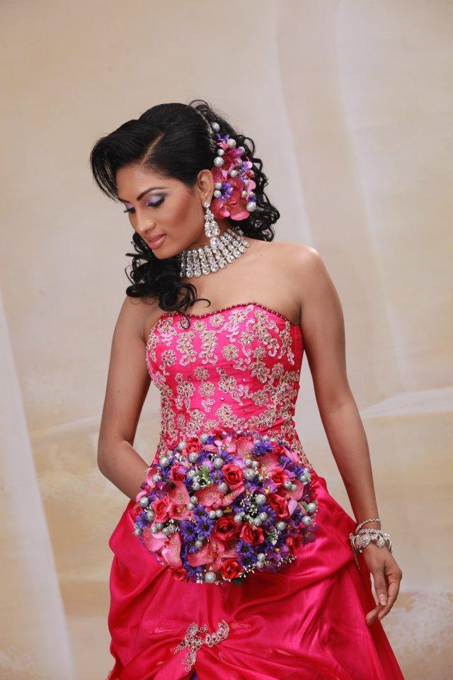 Ruvini Makalanda Model Bianca In My Dress