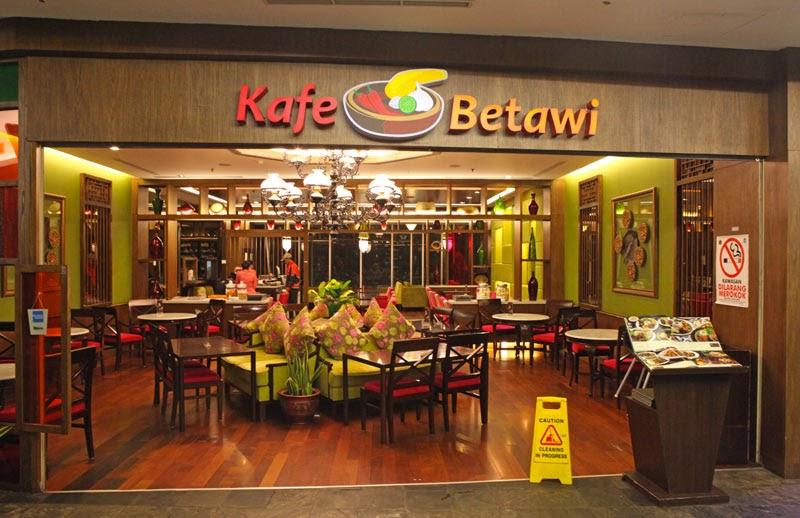 Kafe Betawi Jakarta  Jakarta100bars Nightlife Reviews