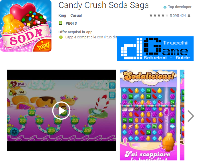 Soluzioni Candy Crush Soda Saga livello 1011 1012 1013 1014 1015 1016 1017 1018 1019 1020 | Trucchi e  Walkthrough level