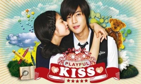 El rincón perdido: Reseña Dorama: Playful Kiss