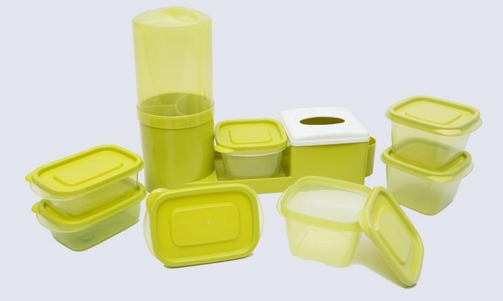 Technoplast Camelia Cutlery Holder Set