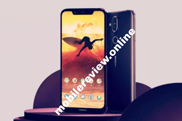 Nokia 8.1 (mobilereview.online)