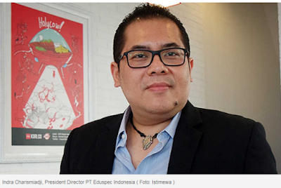 Indonesia Dinilai Belum Siap Terapkan Pendidikan Berbasis ONLINE atau DARING