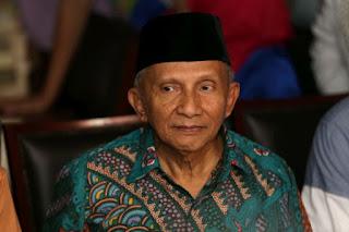 Pemuda Muhammadiyah: Ada Pembusukan Seolah Pak Amien Rais Korupsi