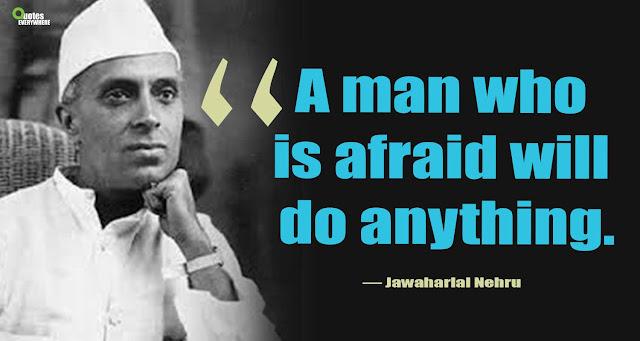 Jawaharlal Nehru Quotes on education