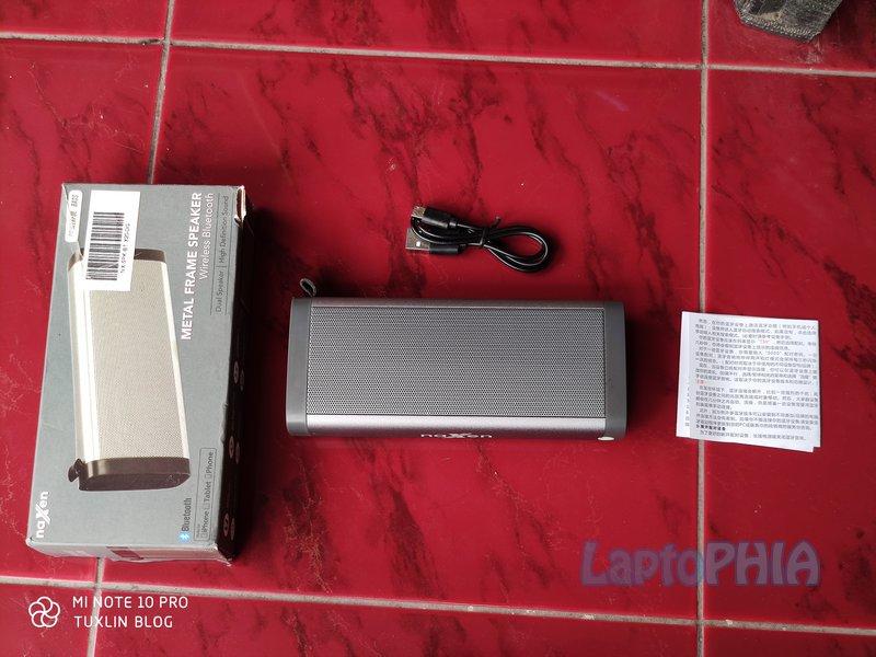 Paket Pembelian Naxen X20 Metal Frame