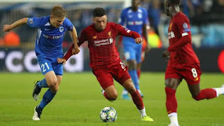 Highlight: Oxlade-Chamberlain Stars as Liverpool Ease Past Genk