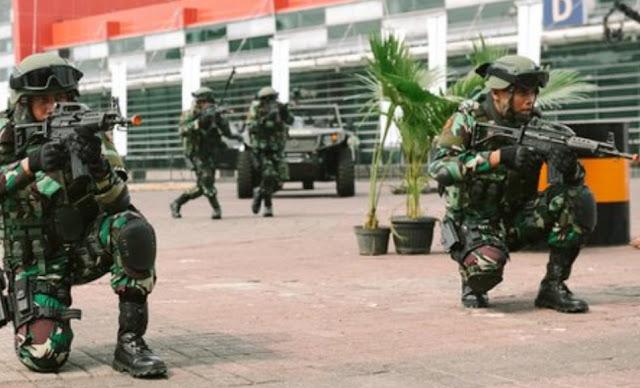 Global Fire Power (GFP) Umumkan 25 Negara Dengan Militer Terkuat, Indonesia Peringkat 16