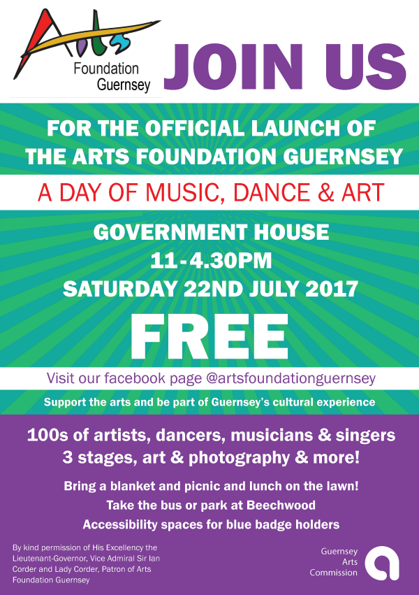 Arts Foundation Guernsey