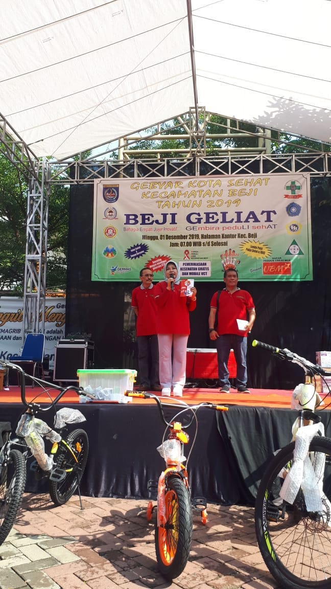 Samsat Depok Gencar Sosialisasikan Program Double Untung