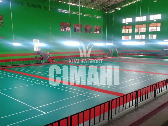 Jual Karpet Lapangan Badminton di Cimahi