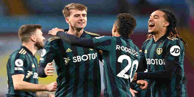Patrick Bamford stars with goal and two assists to stop Foxes moving second