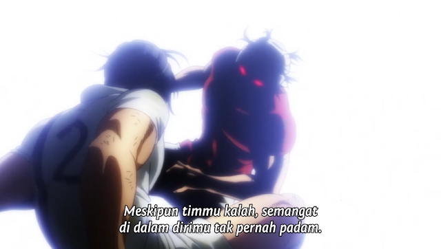 All Out!! Subtitle Indonesia Episode 03