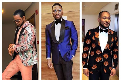 #AMVCA2018 : Check Out What Celebrities Wore To The Main Event ( PHOTOS)