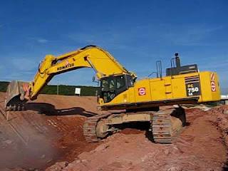 Mass Excavator