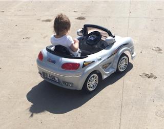 Kids Motor Car 2