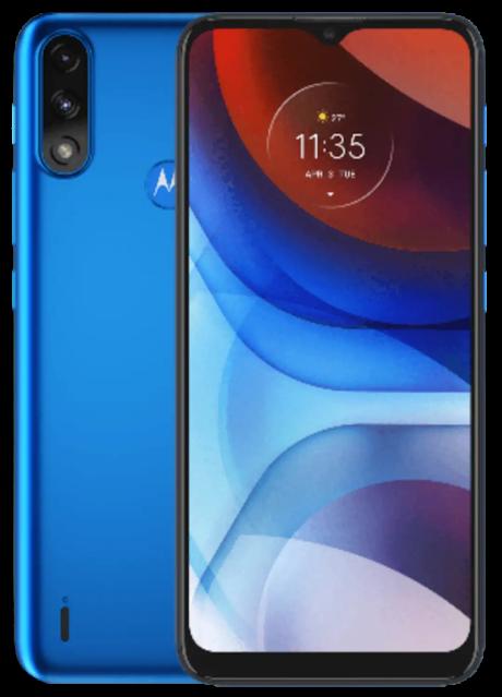 Motorola Moto E7 Power Specifications
