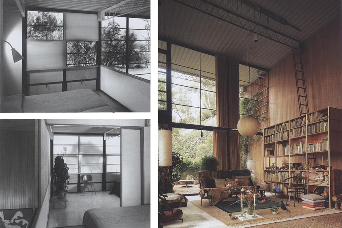 Future House S Genealogy Eames House