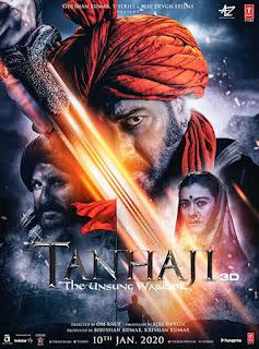 فيلم Tanhaji: The Unsung Warrior 2020 مترجم