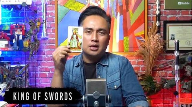 Terawang Kebangkitan Bangsa, Denny Darko Sebut HR5 Bakalan Jadi Menteri Agama RI 2024