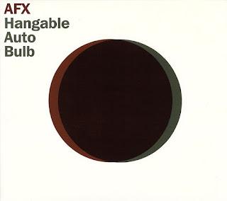 AFX, Aphex Twin, Hangable Auto Bulb