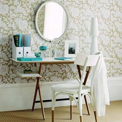 Los espejos multiplican la luz