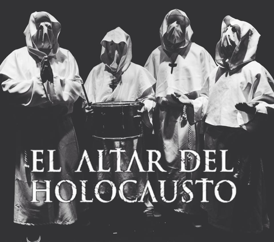 El altar del holocausto photo band