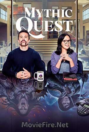 Mythic Quest: Raven's Banquet Season 2 (2021)