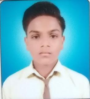 ग्राम नबलपुर के छात्र आकाश डेहरिया हर्रई में रहे टॉपर
