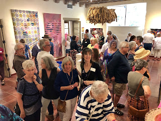 On the Desert: An Exploration of Fibers :: Opening Reception