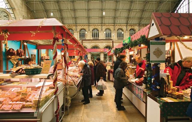 Mercado de Natal - Les Halles