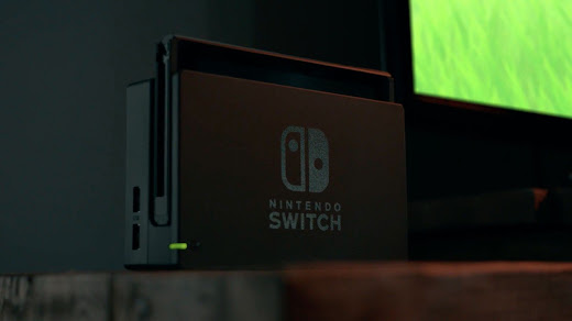 Nintendo anuncia su nueva consola de sobremesa.... y portátil llamada Nintendo Switch