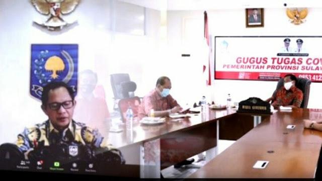 Wagub Sulut, Steven Kandouw : Pilkada Serentak 9 Desember Tetap Di Laksanakan Dengan Protokol Covid-19