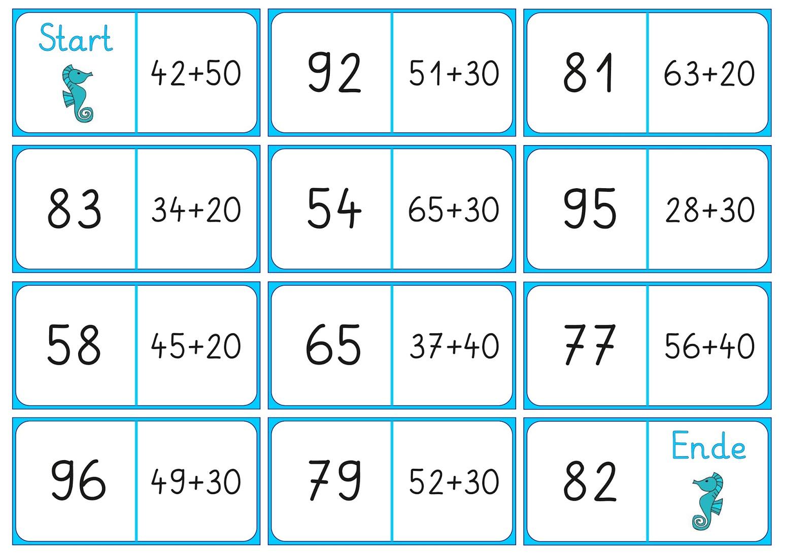 Domino Varianten