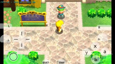 Tri Force Heroes Zelda 400mb (Citra3DS Emulator)  Action Puzzle Android EMU