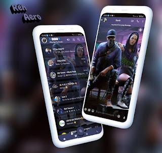 Watch Dogs Theme For YOWhatsApp & Aero WhatsApp By Reh